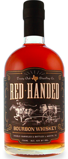 Red Handed Bourbon 750ml